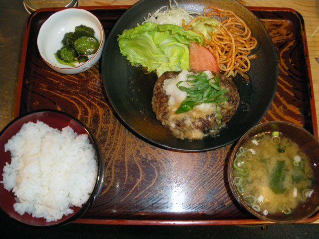 豊島区 定食